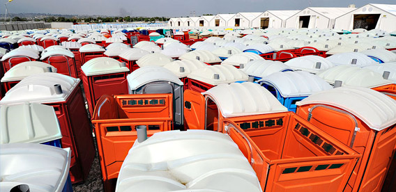 Champion Portable Toilets in Turlock, CA